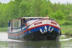 Boat caprice
